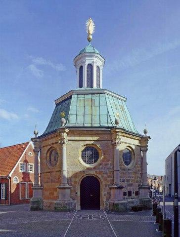 Die Gnadenkapelle
